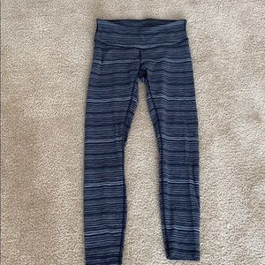Lululemon Wunder Under Pants - Size 6